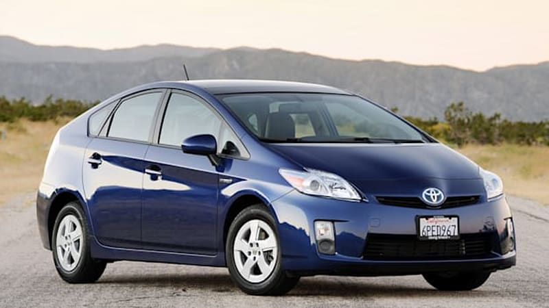 Toyota expects hybrids will soon reach 20-percent sales volume globally