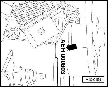 номер двигателя на транспортер т5