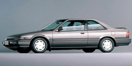 Coupe Honda Accord 3