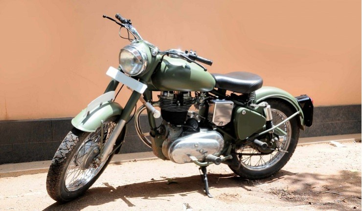 Royal Enfield Bullet Classic 500,